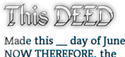 This Deed logo